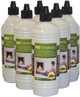 brennkammer 6l bio ethanol keramikschwamm gel kamin gelkamin edelstahl brenner ebay. Black Bedroom Furniture Sets. Home Design Ideas