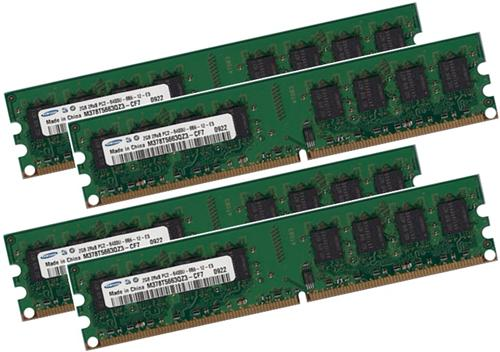 Samsung 8GB (2x 4GB) Dual-Channel Kit DDR3 1333MHz (PC3 10600S) SO ...