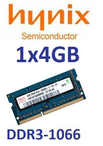 4GB-RAM-Speicher-Acer-Aspire-One-521-522-AO521-AO522-Markenspeicher-Hynix-DDR3