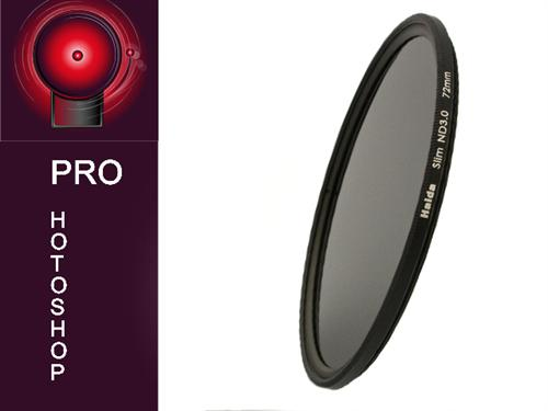 Slim-ND-Graufilter-ND1000-77mm-inkl-Cap-mit-Innengriff