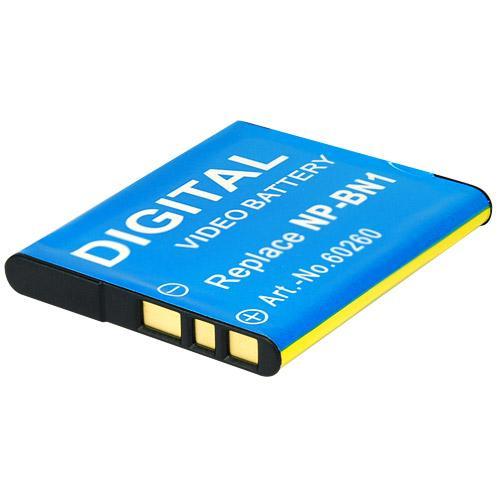 Akku-Accu-Battery-fuer-Sony-NP-BN1-DSC-W350-NEU-NEU