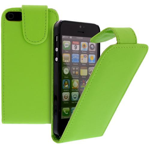Pour apple iphone se 5 clapet tui housse coque Housse iphone 5se