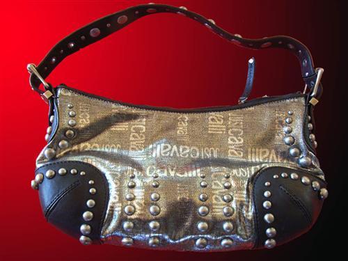 Just-Cavalli-Roberto-Designer-Tasche-Handtasche-b
