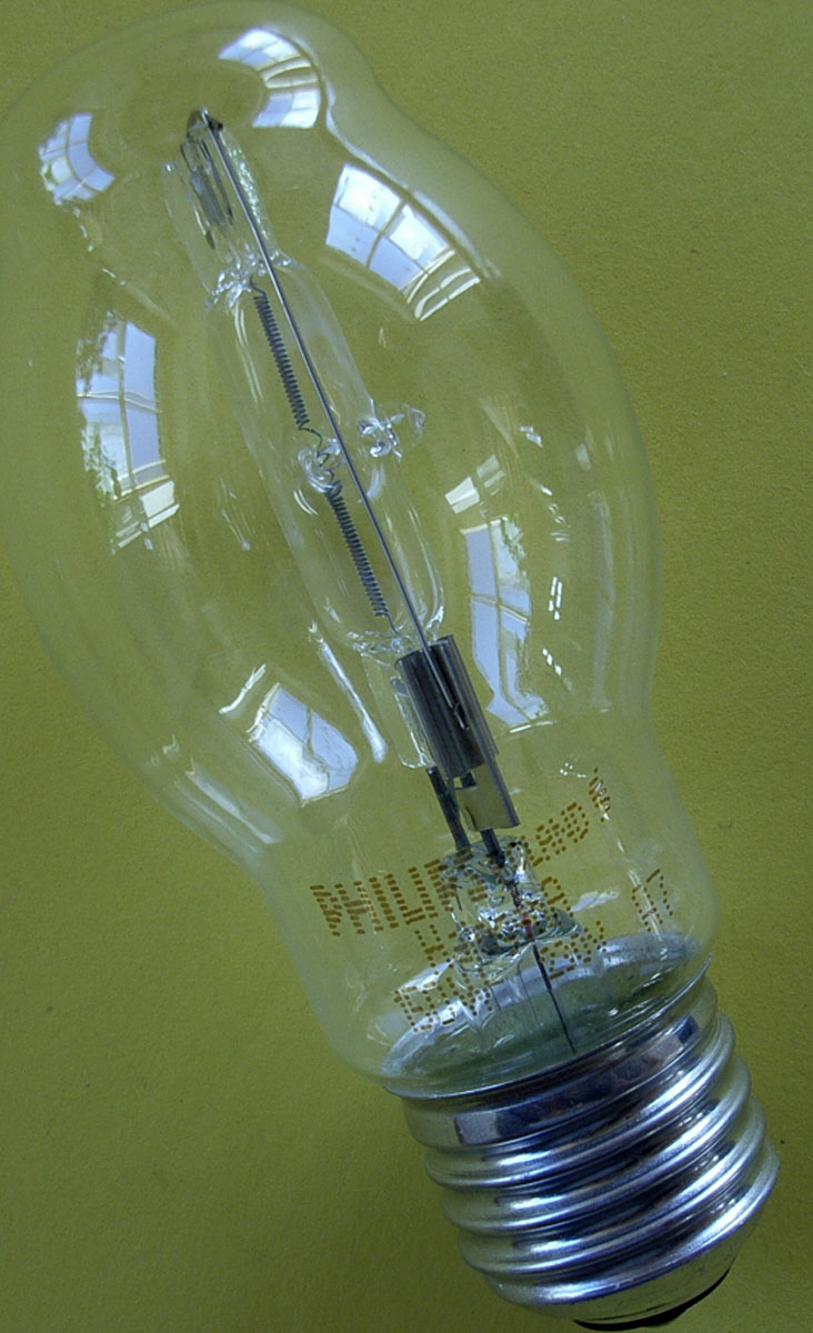 philips halogen a pro gl hbirne e27 150w btt46 cl ebay. Black Bedroom Furniture Sets. Home Design Ideas