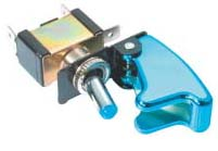 33093 Foliatec KILL-SWITCH On/Off blau-metallic