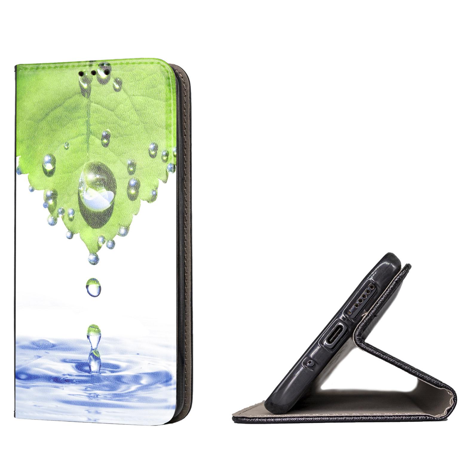 Premium-Huelle-Flip-Cover-Handyhuelle-Etui-Case-Schutzhuelle-Smart113-9