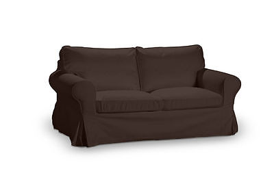 bezug f r ikea ektorp 2er bettsofa altes modell sofa. Black Bedroom Furniture Sets. Home Design Ideas