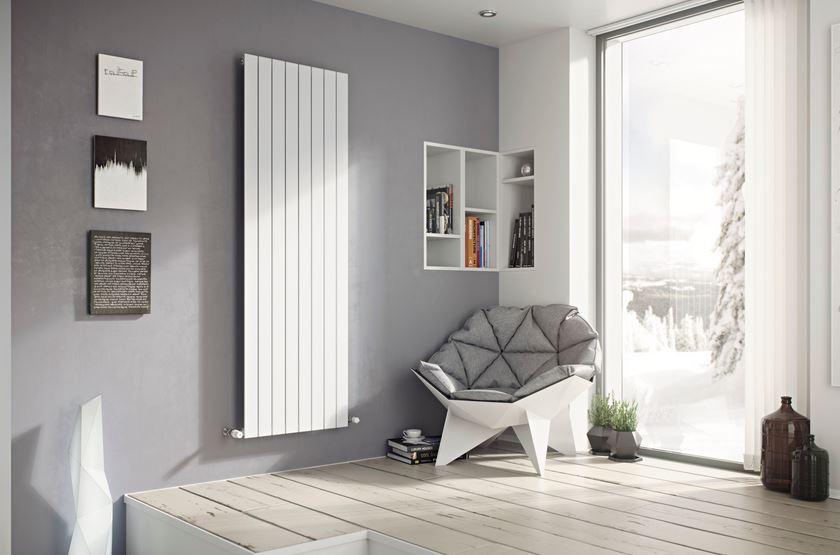 design paneelheizk rper vertikal panio weiss heizwand heizk rper badheizk rper ebay. Black Bedroom Furniture Sets. Home Design Ideas