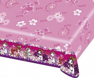 Filly fairy kindergeburtstag set deko teller becher for Kindergeburtstag deko set