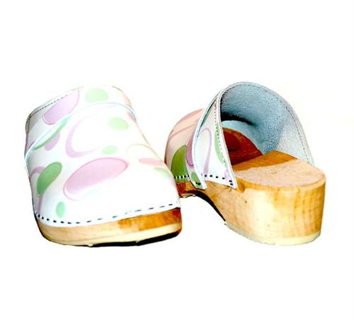 Clog Pastell