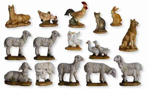 krippenfiguren tiere kamel mit gep ck f r figuren 21 23 cm. Black Bedroom Furniture Sets. Home Design Ideas