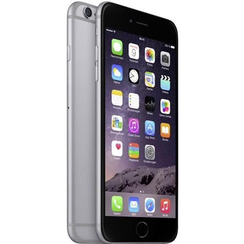 apple iphone 6 grigio siderale 64gb 4 7 ng4f2zd a smartphone garanzia ovp ebay. Black Bedroom Furniture Sets. Home Design Ideas