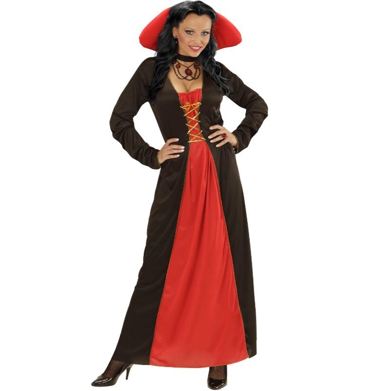 victorian vampiress 42 44 l vampirin damen kleid barock. Black Bedroom Furniture Sets. Home Design Ideas