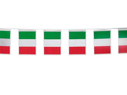 Italien party deko gr n wei rot auswahl tischdeko for Italienische dekoration