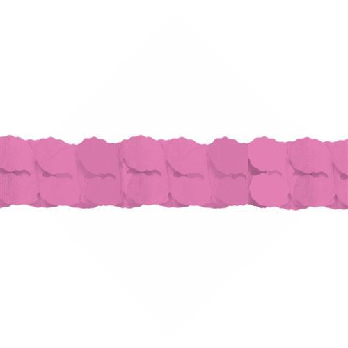 party deko pink rosa papier laterne f cher girlande pompom hochzeit geburtstag ebay. Black Bedroom Furniture Sets. Home Design Ideas