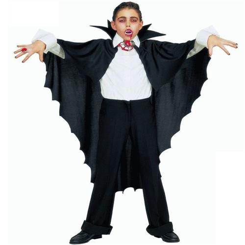 vampirumhang fledermaus halloween umhang kost m dracula vampir 3582 ebay. Black Bedroom Furniture Sets. Home Design Ideas