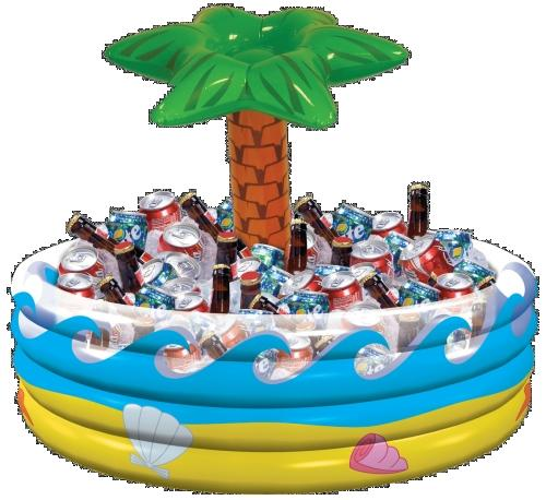 Beachparty deko party starndparty motto strand beach set for Mottoparty deko