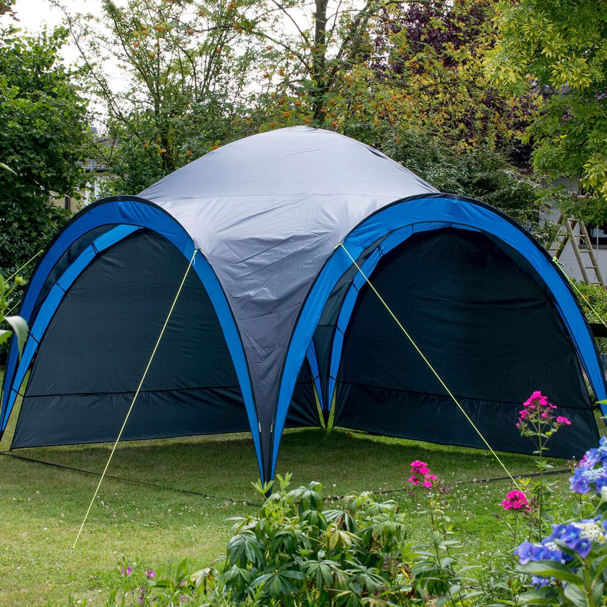 Pavillon Oder Zelt : Pavillon zelt garten partyzelt party sonnenschutz camping