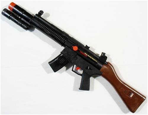 Maschinengewehr mit sound spielzeug gewehr