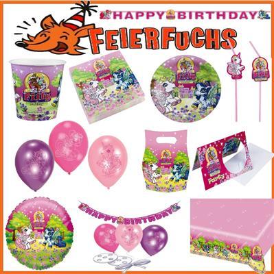 Filly fairy alles zum kindergeburtst ag geburtstag for Kinder party set
