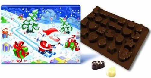 Dr. Oetker Adventskalender Set 2194