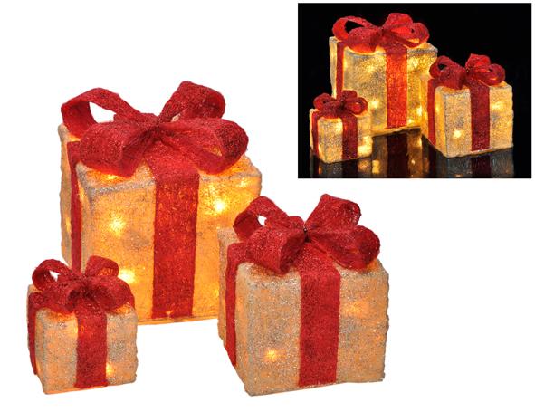 led geschenkbox weihnachten europ ische. Black Bedroom Furniture Sets. Home Design Ideas