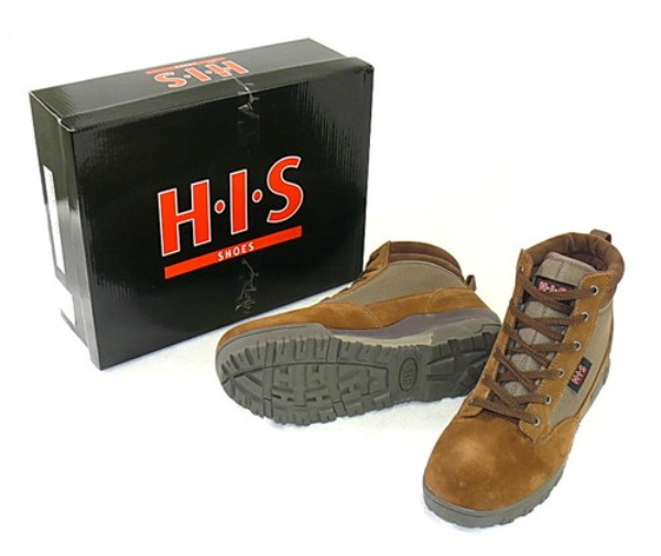 H.I.S. Casual Boot Atlanta aus Leder 630210