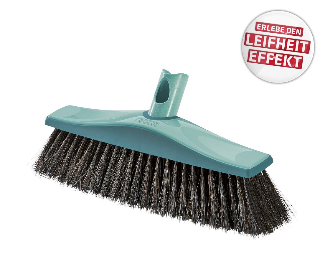 Leifheit XTRA Clean allround plus Besen 30 cm 45004