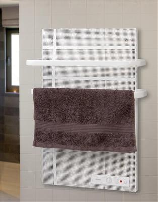 elektrische badwand heizung radiator heizk rper handtuchw rmer 1000w ebay. Black Bedroom Furniture Sets. Home Design Ideas