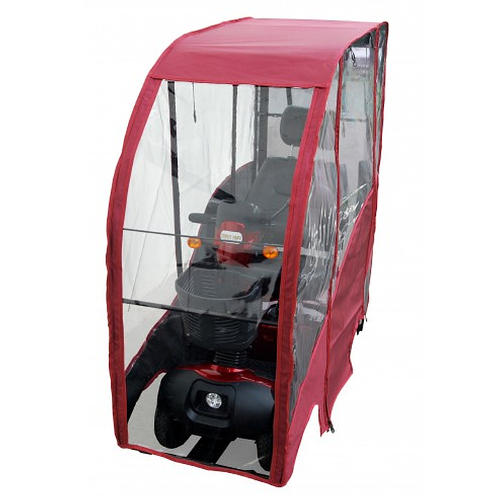 wetterdach wetterschutz f r trendmobil esprit spririt elektro mobil regenschutz ebay. Black Bedroom Furniture Sets. Home Design Ideas