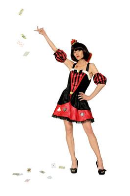 casino kostüm