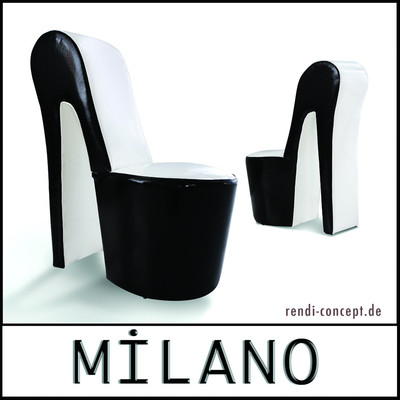 high heel sessel, milano schuhsessel design polstersessel sessel high heel stuhl möbel, Design ideen