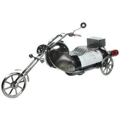 flaschenhalter motorrad aus metall flaschenst nder bike. Black Bedroom Furniture Sets. Home Design Ideas