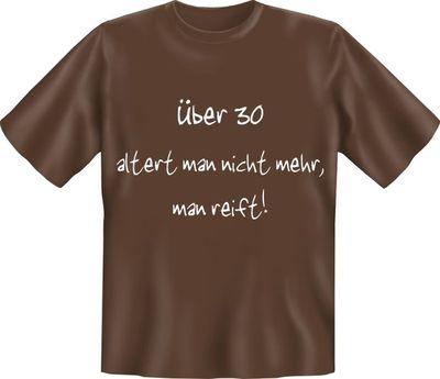 fun shirt 30 jahre t shirt spr che 30 geburtstag witzig. Black Bedroom Furniture Sets. Home Design Ideas