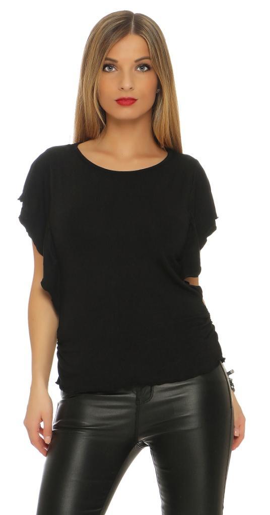 details zu damen sch ne t shirt shirt bluse mississhop 36 38 40 42 44. Black Bedroom Furniture Sets. Home Design Ideas