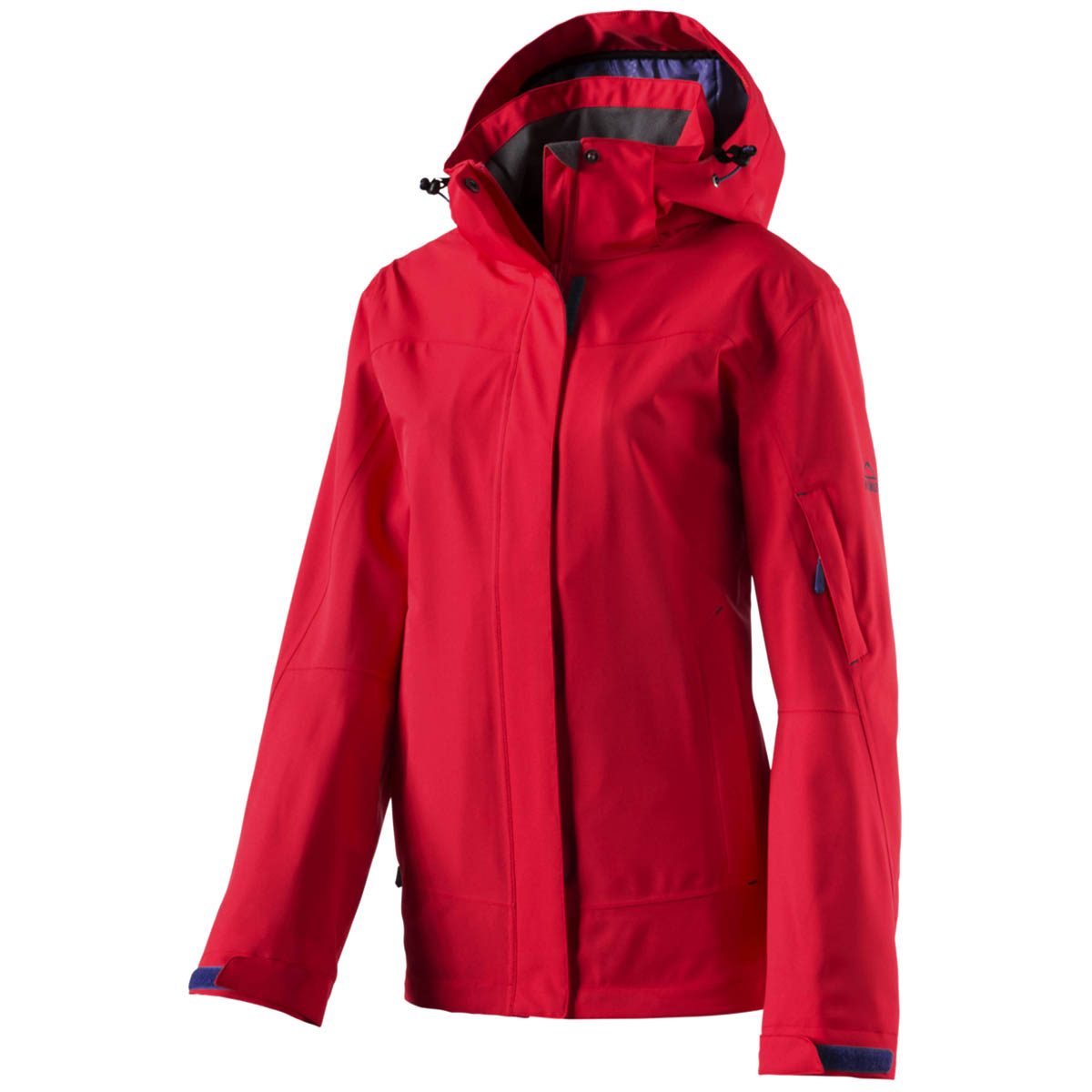 McKinley Cordoba 237258 Zip-In Funktionsjacke Damen red *UVP 89,95