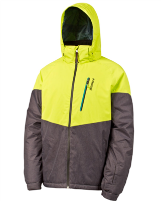 Protest Optical Snowjacket Snowboardjacke Herren lime *UVP 169,95