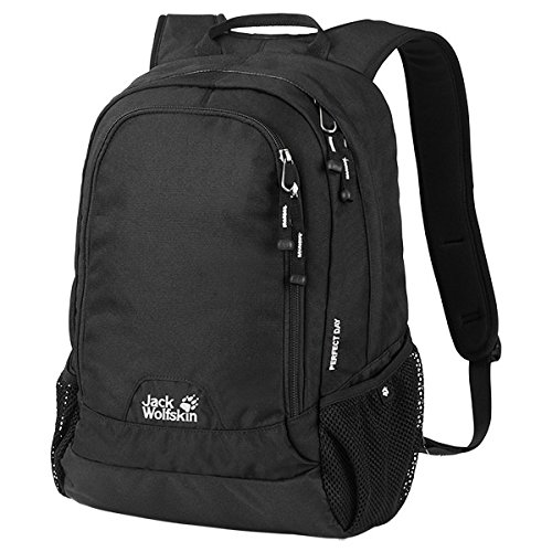 Jack Wolfskin Perfect Day Rucksack Freizeit Backpack black * UVP 39,99