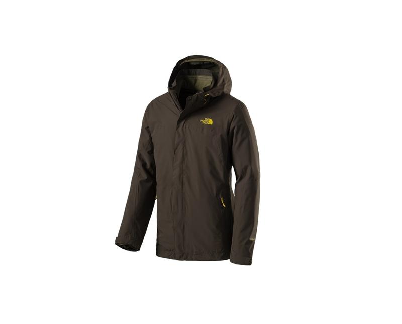 The North Face Monte Bre Doppeljacke Herren Black Ink Green *UVP 249,95