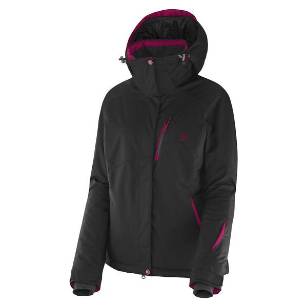 Salomon Express Women L36698200 Skijacke Damen black *UVP 269,95
