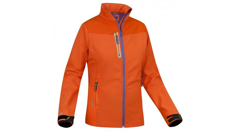 Salewa Vishnu Jacket 22049 Softshelljacke Damen orange *UVP 199,95