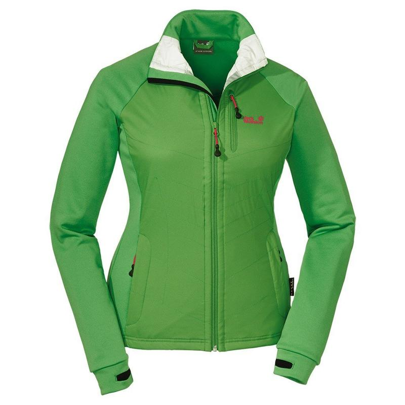 Jack Wolfskin Composite Action 1701861 Damen Softshell green UVP* 129,95