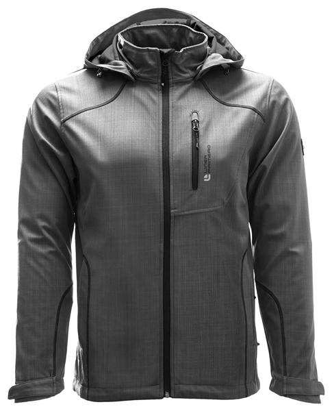 Linea Primero Softshelljacke G782506 Outdoor Herren india ink *UVP 99,95