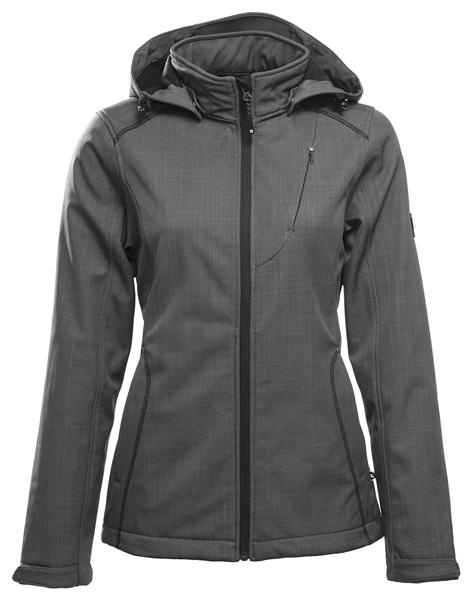 Linea Primero Softshelljacke G783506 Outdoor Damen india ink *UVP 99,95