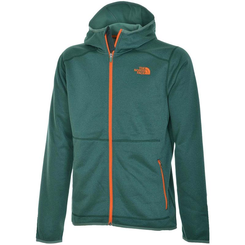 The North Face Hoody Fleecejacke Herren laurel wreath green *UVP 119,95