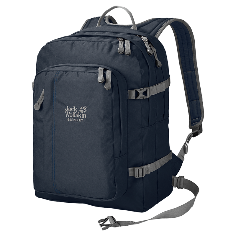 Jack Wolfskin Berkeley Rucksack Daypack night blue *UVP 59,95
