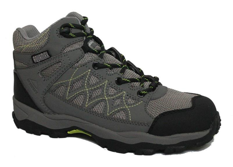 McKinley Cisco Hiker AQX Jr. Trekking Kinder grey/black/yellow *UVP 49,95