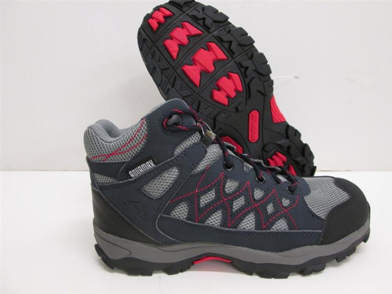 McKinley Cisco Hiker AQX Jr. Trekking Kinder blue/grey/red *UVP 54,99