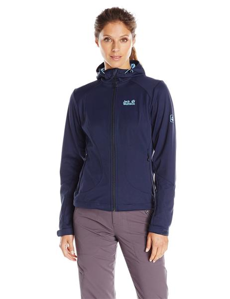 Jack Wolfskin Sonic Dance Jacket Damen Softshell night blue UVP* 159,95