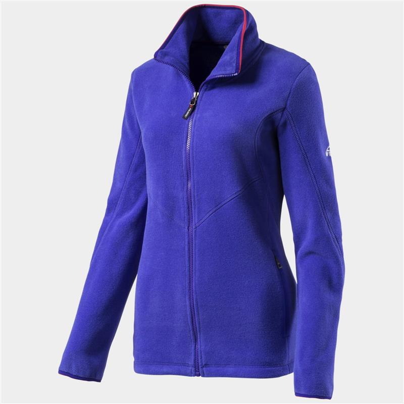 McKinley Polarus Damen Fleecejacke blue dark *UVP 69,95
